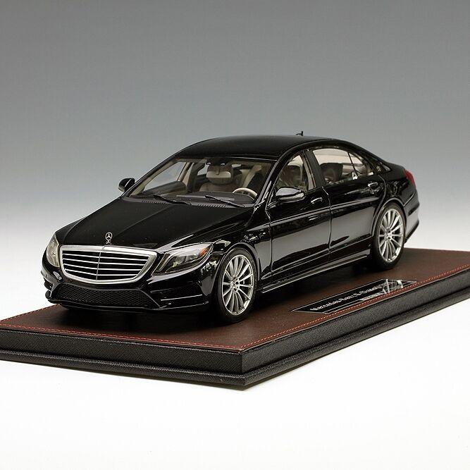 Frontiart 1 18 Benz Classe S S600 S500 V222 Noir