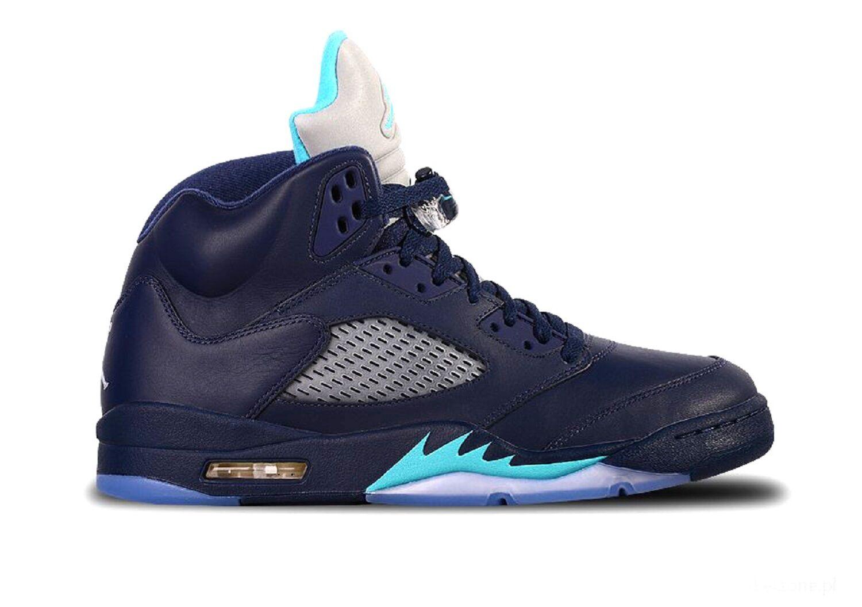 NIKE Air Jordan 5 Jordan retro BG 440888-405 Hornets Sneaker Jordan 5 Basket a8519f