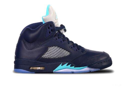 Nike Air Jordan 5 retro BG 440888-405 Hornets sneaker basket jordan