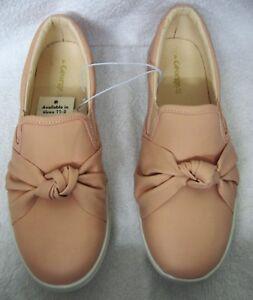 George Asda Girls Flat Slip On Pink