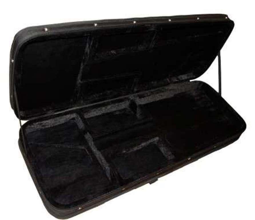 Verwandter Hfe3 Hardfoam Tasche für E-Gitarren - Leichtgewicht Great Schutz