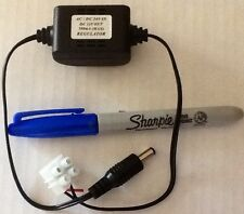 Power Converter Cctv 24Vac 24Vdc To 12Vdc