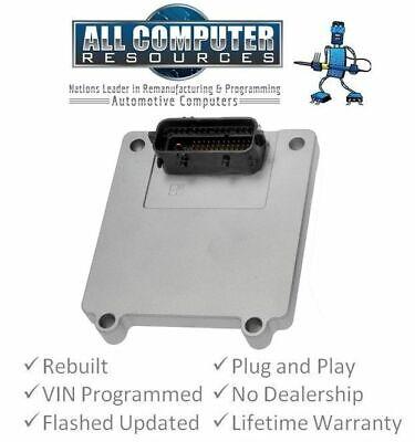 NEW Programmed 4 your VIN Plug /& Play Transmission Computer TCM ECU T42 24226863