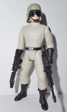 STAR WARS power of the force AT-ST DRIVER complete 1997 potf movie action figure