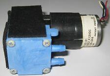12v 6 Lmin Mini Diaphragm Single Head Air Gas Hargraves Pump With Short Wires