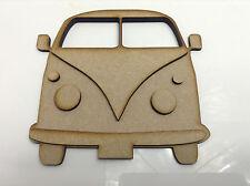 N MDF Pack of 5  3D Camper Van