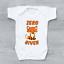 Zero-Fox-Given-Rude-Funny-Baby-Grow-Bodysuit-Vest-Unisex-Gift thumbnail 5