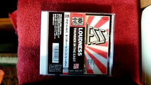 LOUDNESS-Thunder-in-the-East-CD-JAPAN-DENON-COCA-12146-1994-NIPPON-OBI