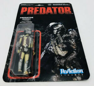 Full Set Of 7 NEW Predator Series Funko ReAction 3.75/'/' Stealth Masked Open