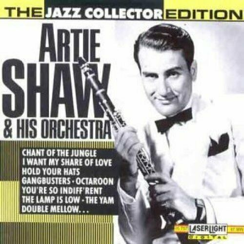 Artie Shaw Same ('Jazz Collector Edition')  [CD]