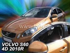 HEKO Windabweiser VOLVO S60 / V60 4türig 2010--> 2teilig - 31256