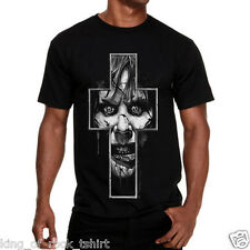 The Exorcist Legion of Horror Movie T-Shirt Sz.S,M,L,XL