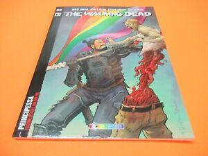 The Walking Dead # 59 Principessa Variant Edition Onda Pride 2019 N. 1082 /2000 Excellente Qualité