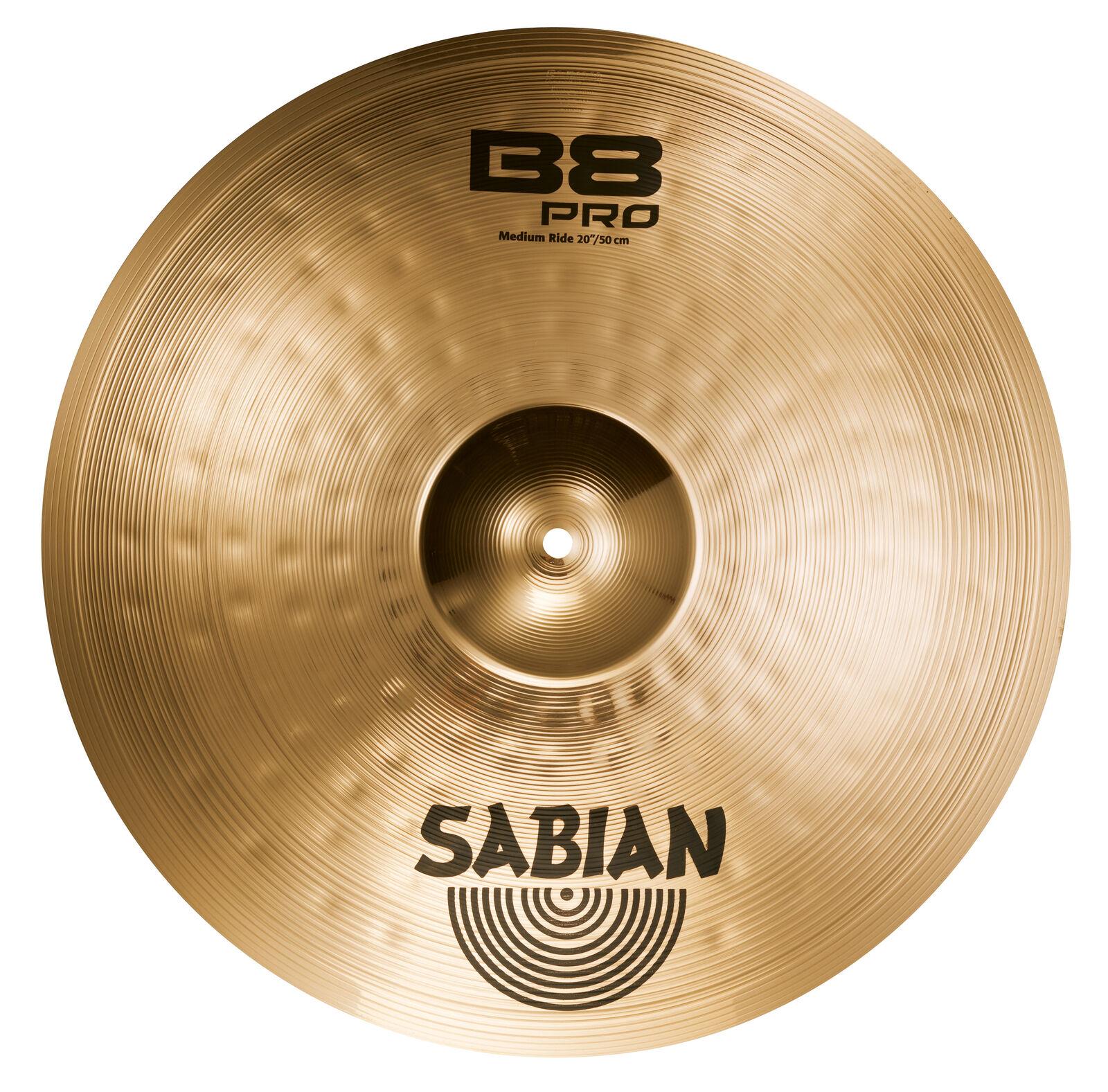 Sabian 20  B8 Pro Medium Ride