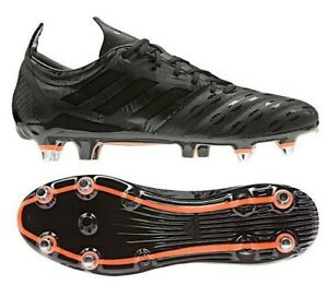 ADIDAS MALICE SG MEN'S RUGBY BOOTS . SIZE: 13 USA. NEW IN BOX!.