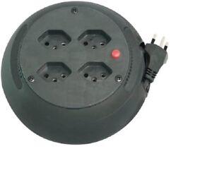 Brennenstuhl Design Kabelbox 4 M Kabeltrommel Verlängerungskabel