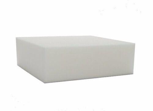 "MEDIUM FIRM FOAM SEAT CUSHION 1531 4/""x24/""x27/"" Upholstery Foam"