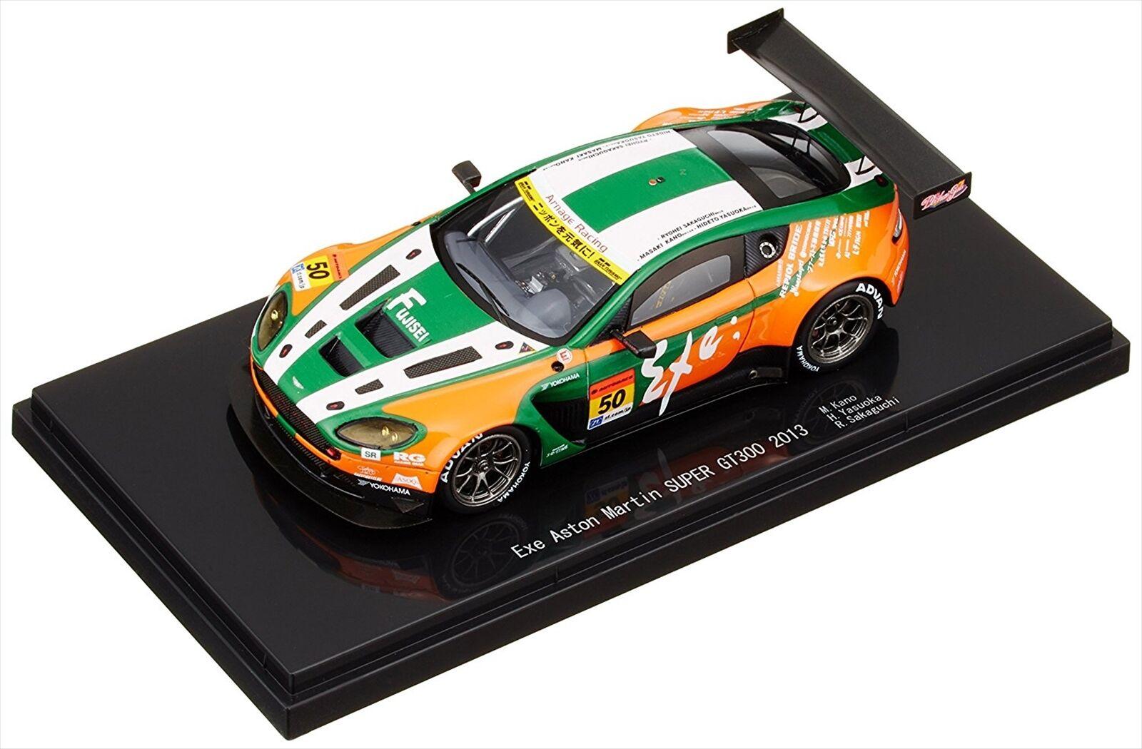 venta caliente Ebbro 1 43 EXE Aston Martin súper GT300 2013 2013 2013 44937 Modelo de Resina no. 50  Ahorre 35% - 70% de descuento