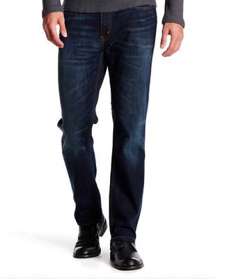 Authentic Genuine Men/'s Levi/'s 541 Athletic Tailored Fit Stretch Jeans 40-32