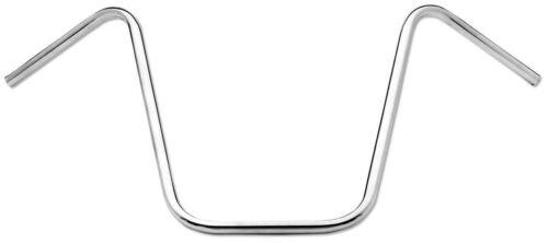 1in Chrome Ape Hanger Bend Paughco  I31