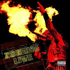 Zombie Live [PA] by Rob Zombie (CD, Oct-2007, Geffen)