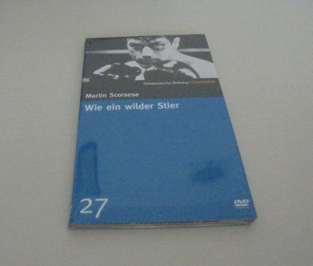 DVD Süddeutsche Zeitung Cinemathek 27: Wie ein wilder Stier Martin Scorsese Neu