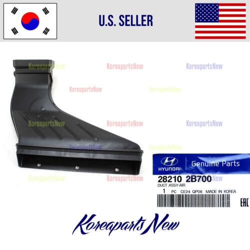 Air Cleaner Intake-Inlet Duct Hose 282102B700 HYUNDAI SANTA FE 2.4L 2010-2012