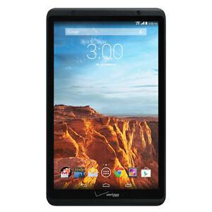 Verizon Wireless QTAQZ3 Ellipsis 8 inch 16GB HD 4G LTE Android WiFi Tablet