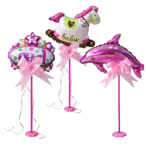 3 set Balloon Holder Stand Balloon Stand with Cups for Table Centerpieces JE