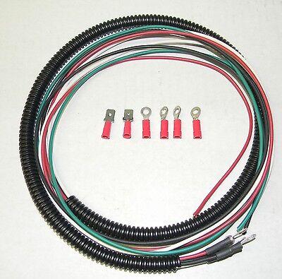 [SCHEMATICS_4PO]  Wiring Kit for Bosch FST8000 or FST8050 Retro Tachometers NEW | eBay | Bosch Tachometer Wiring |  | eBay