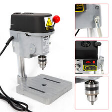 Mini Benchtop Drill Press Diy Creation Woodworking Resin Drilling Machine 340w