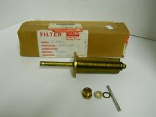 AMF Cuno Filter Assembly 12706-02-20-0080 Brass Cartridge 20-0080 3//8: NPT