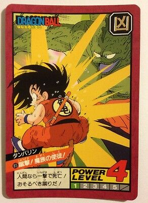 Dragon Ball Z Super Battle Power Level 85 (1996) Comodo E Facile Da Indossare