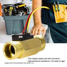 PDT R3 // 4 Steuerung des Fl/üssigwasser/ölsensors Automatischer Paddel-Durchflussschalter 15A 250 V IP54 Steuerung des Durchflusses in Rohren HFS-20-Zieldurchflussregler Wasserdurchflussschalter