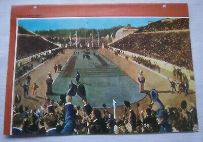 Olympische Spiele Griechenland