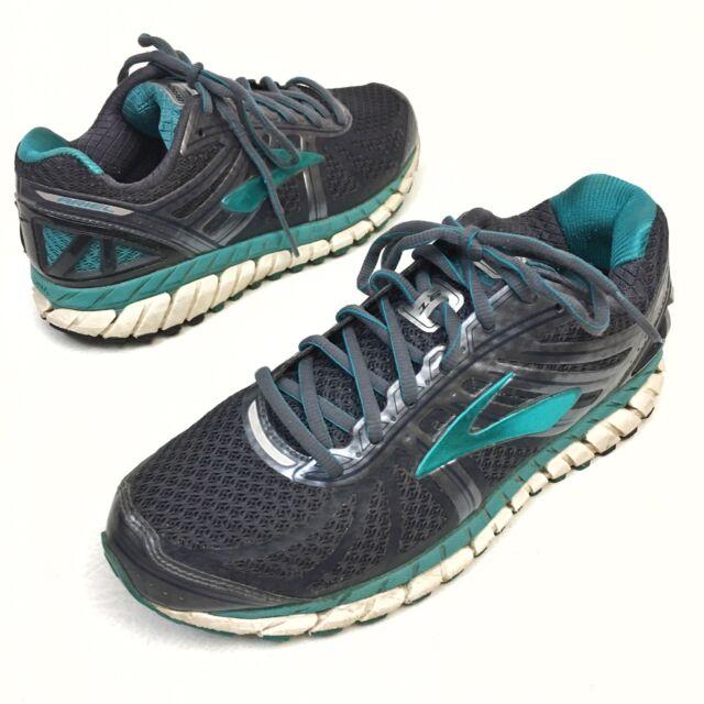a0a26fe91adaa Brooks Ariel 16 Running Shoes Women s Sz 8 D EU39 Teal Blue Athletic  Training