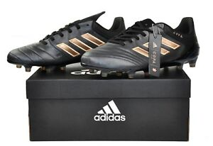 a59519360 Adidas Copa 17.1 FG Soccer Cleats K-Leather Size 9 Black Copper ...