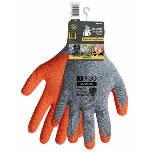 Gartenhandschuhe Schutzhandschuhe HUZAR CLASSIC PLUS Größe 10 BRADAS 6326