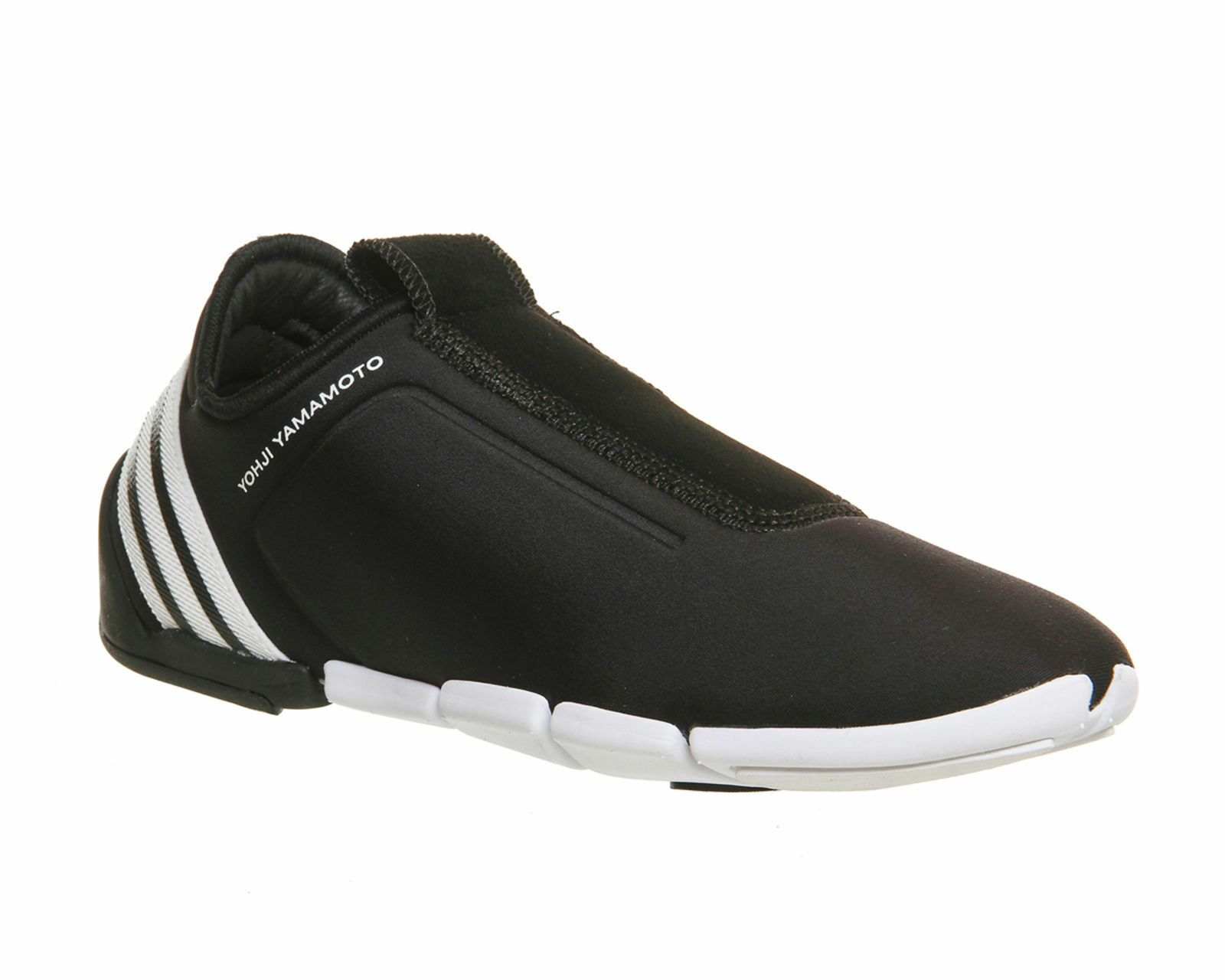 Woman Y3 MEI Li Stretch Yohji Trainer Yamamoto Black White Sneaker Trainer Yohji UK Size 4-5 9e9f74