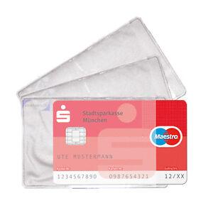 1x-Soft-EC-Kartenhuelle-Kreditkartenhuelle-Bankkartenhuelle-EC-Karten-Schutzhuelle