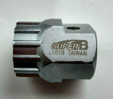 Super B TB-1018 Shimano Freewheel Body Tool for Bicycle Hub Cassette Remover