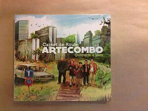 CD-QUINTETTE-A-VENT-ARTECOMBO-CARNET-DE-ROUTE-NEUF-SOUS-CELLO