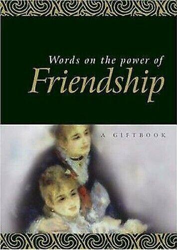Words On The Leistung von Friendship von Exley, Helen