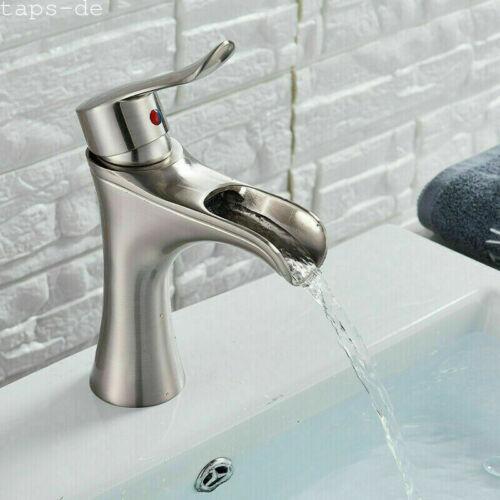Waschbecken Badezimmer Modern Waschtisch Wasserhahn Amaturen Einhebelmischer Bad