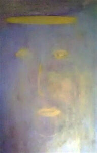 PAINTING,TITLE;'THE VIGILANT PRINCE OF PEACE' IMPRESSIONISM,CANVAS,FREE SHIPPING