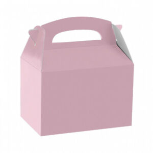 CLEARANCE Candy Buffet Silver Plastic Treat Buckets with Handle x 6