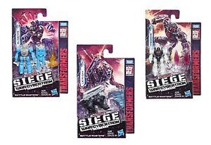 Transformers-Generaciones-asedio-guerra-por-Cybertron-Battle-master-Nuevo-En-Caja