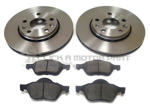 RENAULT LAGUNA MK3 07-12 REAR 1 BRAKE DISC FITTED WHEEL BEARING /& ABS RING NEW