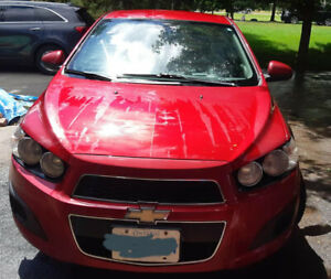 2012 Chevrolet Sonic SNT (AS IS)
