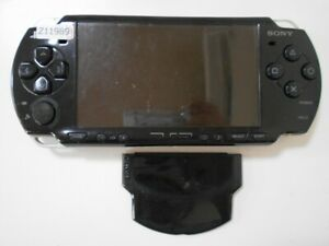 Z11989-Sony-PSP-2000-console-Piano-Black-Handheld-system-Japan-Junk-For-parts